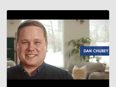 Local Ambassador - Dan Chubey