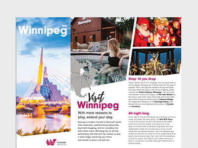 Winnipeg Lure Brochure