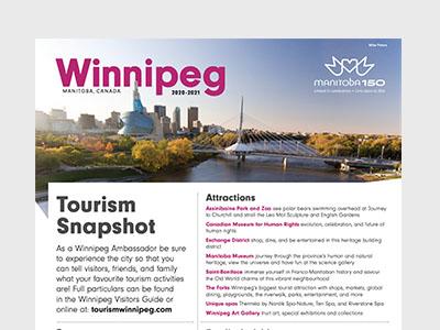 Tourism Snapshot