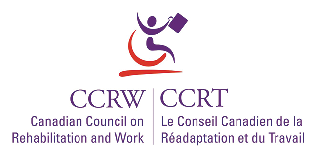 logo - Canadian Council on Rehabilitation and Work