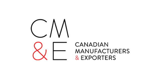 logo - Canadian Manufacturers & Exporters