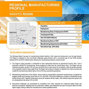 CSTEC & CME - Regional Manufacturing Profile 2016-2025